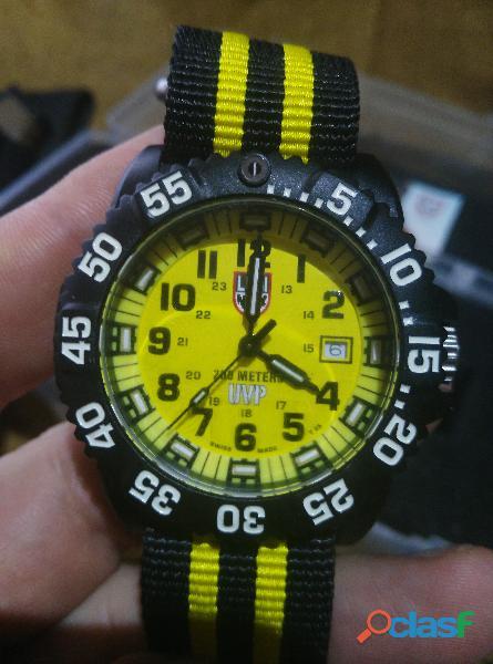 Reloj Luminox Edicion Especial