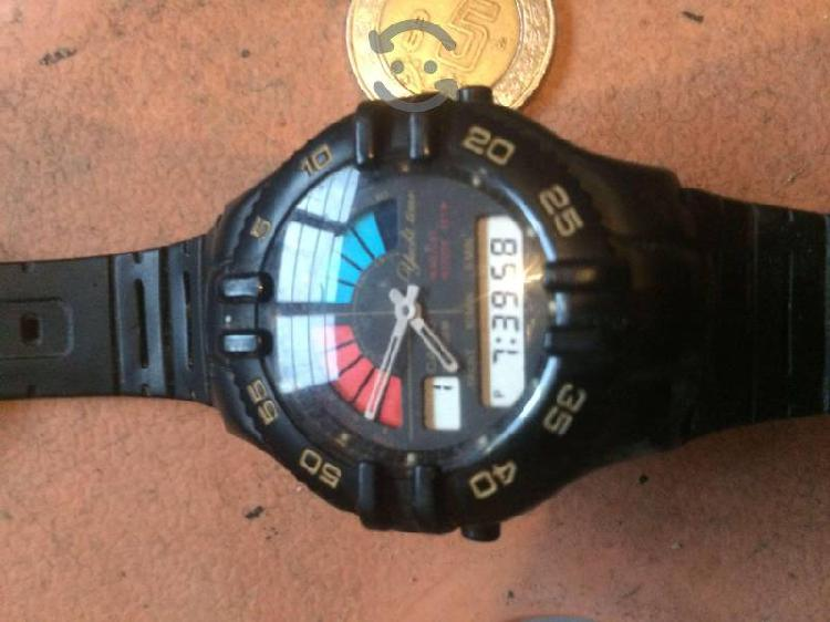 Reloj casio antiguorarisimo checa original