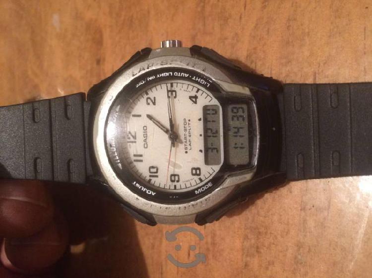 Reloj casio ws300 original bellisima luz