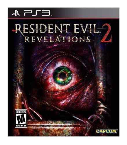 Resident Evil Revelations 2 Playstation 3 Nuevo Sellado