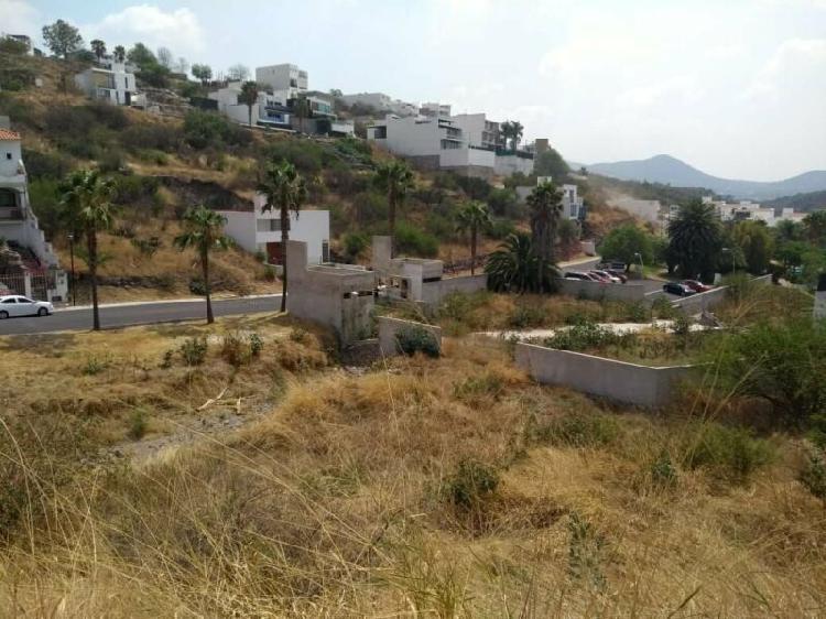 Terreno Querétaro.