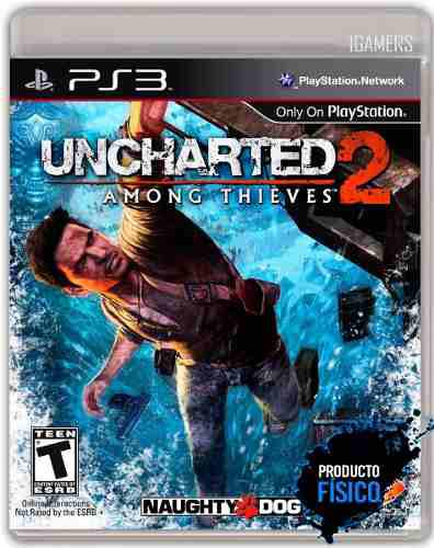 Uncharted 2 Among Thieves Ps3 En Igamers