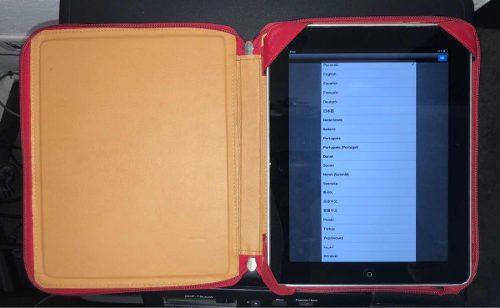 iPad 1 64 Gb Primera Generación Con Protector