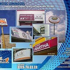 ANUNCIOS LOGOS LETRAS 3 D