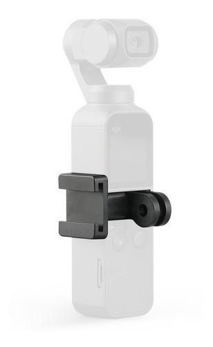 Adaptador Cold Shoe Y Montura Universal Para Dji Osmo Pocket