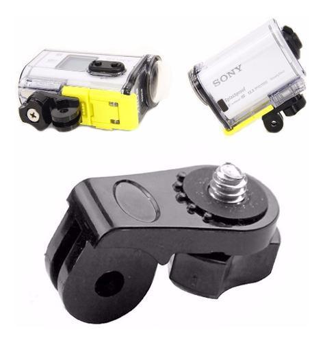 Adaptador Inverso Sony Action Cam Convetidor Gopro Accesorio