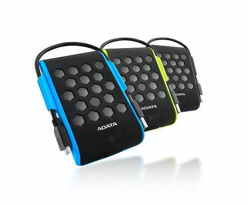 Adata Disco Duro Externo 2tb Portatil Hd720 Uso Rudo Azul