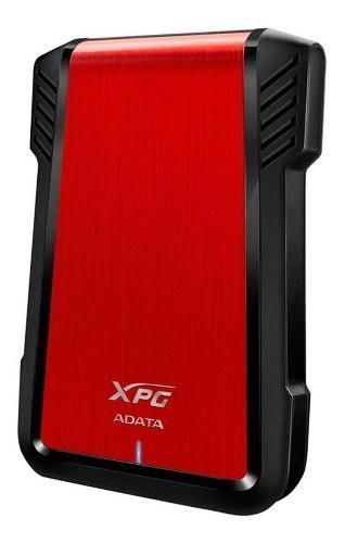 Adata Gabinete Disco Duro Sata Ex500 Alta Velocidad 6gb/s /k
