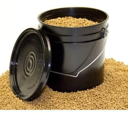Alimento Para Peces Vitaminado Tilapia 1kg Pellets 5mm