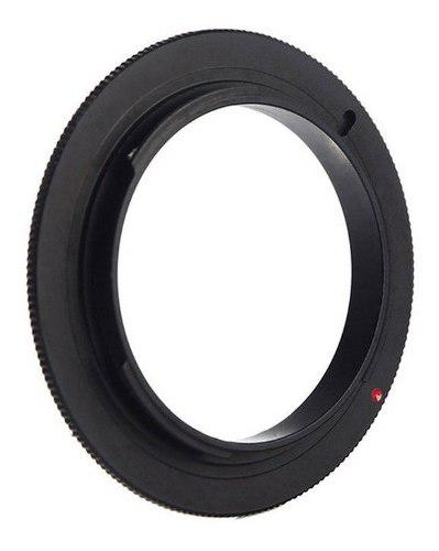 Anillo Macro Inversor Para Lente Nikon 52mm Filtro Adaptador