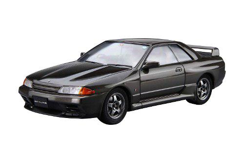 Aoshima Bunka Kyozai 1/24 La Modelo De Auto Nissan Bnr32 Hor