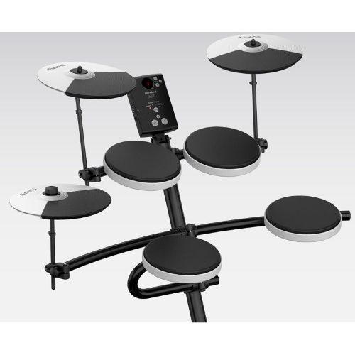 Bateria Roland Electrica V-drums (pads De Goma) Td-1k