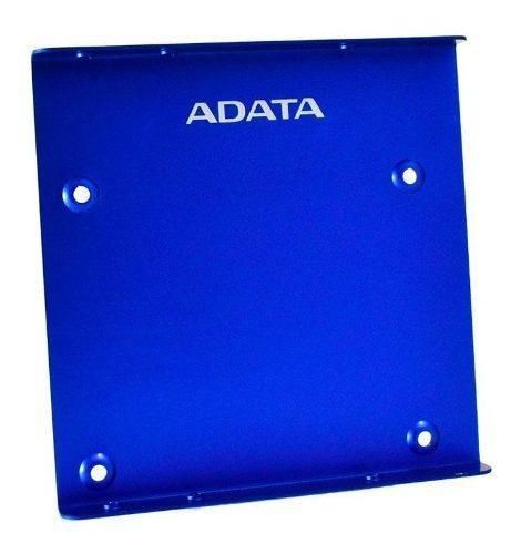 Bracket Para Ssd Adata Azul, 3.5''