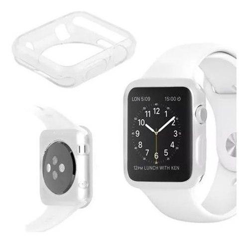 Carcasa Funda Protector Apple Watch Iwatch 38 Y 42mm Tpu
