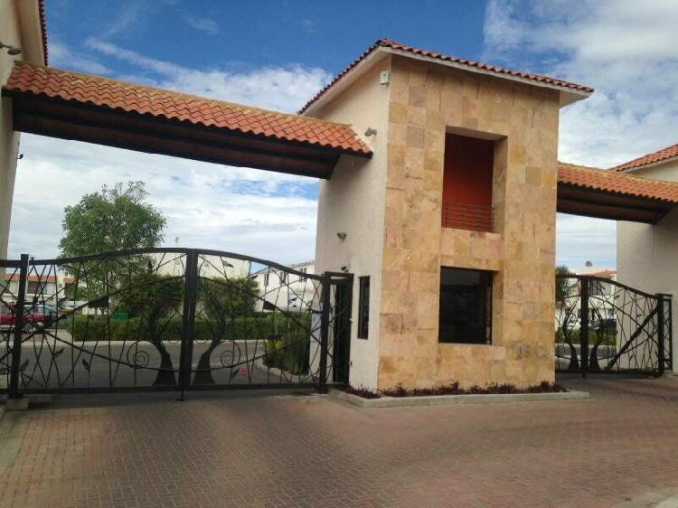 Casa en Renta Santa Fe Queretaro