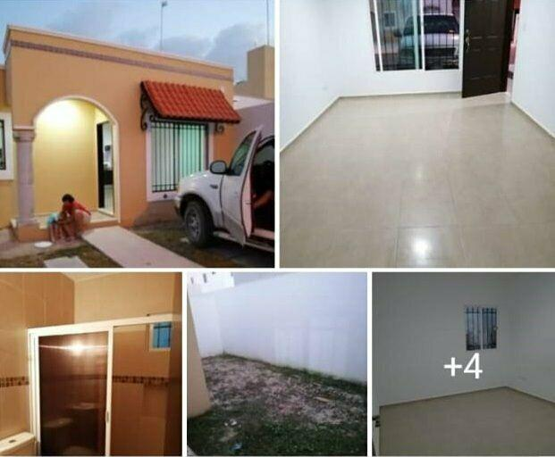 Casa en renta en residencial santa fe 3, Niveles 1, 1