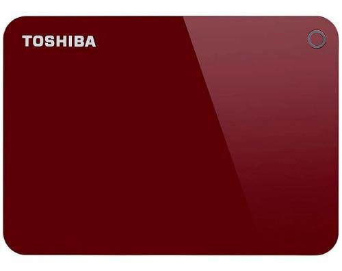 Disco Duro Externo 1tb Portatil Toshiba Canvio Advance 2.5