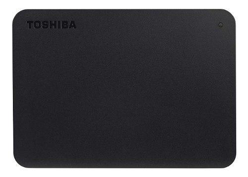Disco Duro Externo 4tb Portatil Toshiba Canvio Basic Usb 3.0