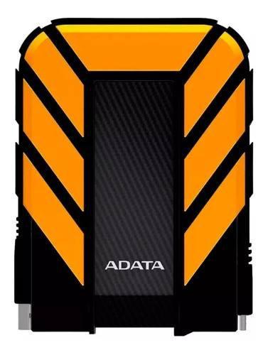 Disco Duro Externo Adata Hd710 1tb Pro Usb 3.1 2.5 Amarillo