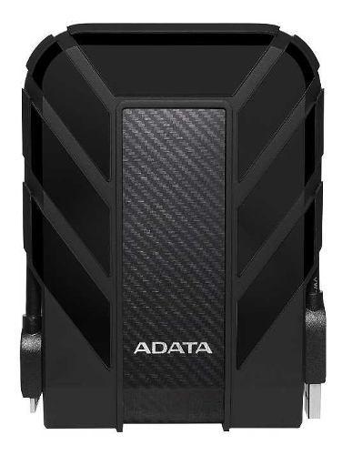 Disco Duro Externo Adata Hd710 Pro 1tb Negro Usb 3.1