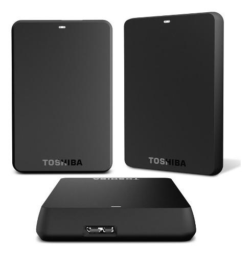 Disco Duro Externo Portatil 2 Teras Toshiba 3.0