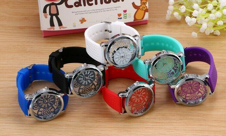 Engranes Reloj Caballero