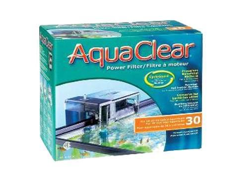 Filtro Cascada Aquaclear 30 Acuarios Peceras De 114lts Max