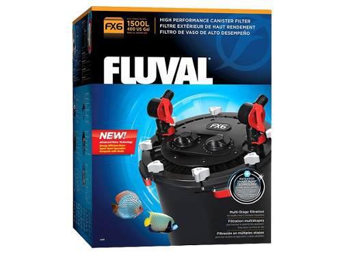 Filtro Externo De Vaso Fluval Fx6 1500lts Acuarios Peceras