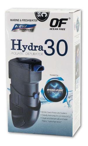 Filtro Hydra 30 Para Acuarios De Agua Salada Y Agua Dulce