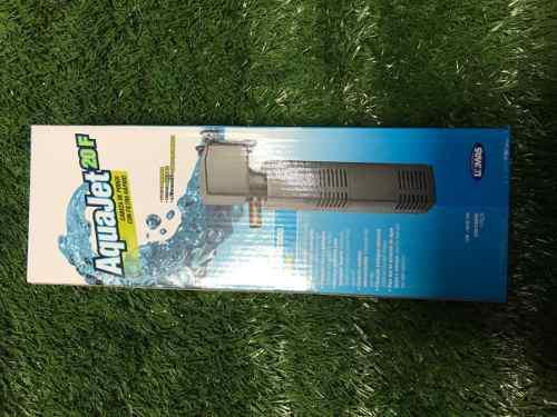 Filtro Interno Aquajet 20f 1050l/h Peces + Envio Gratis