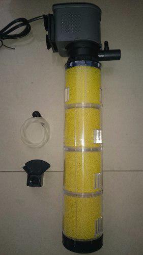Filtro Sunny Spf-2000 Para Acuarios De 300 A 500 Litros