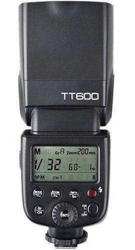 Flash Godox Tt600 Con X1 T Sombrilla Tripie Y Bracket Octa80