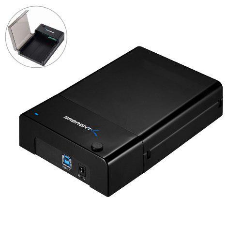 Gabinete Carcasa Disco Duro 2.5/3.5 Usb 3.0 Sabrent Ec-dflt