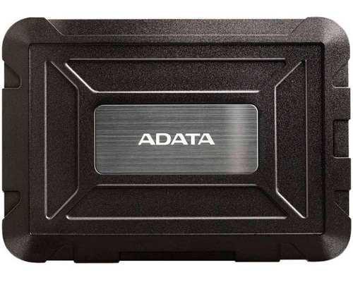 Gabinete Case Disco Duro Ssd Adata Ed600 Usb 3.1 Sata 2.5