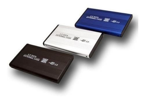 Gabinete Case Usb 2.5 Sata Disco Duro Portatil Laptop