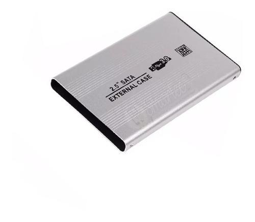 Gabinete Externo Usb 3.0 Sata 2.5 Disco Duro Portatil Laptop