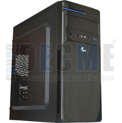 Gabinete Pc Xtech Fuente 500w Micro Atx Xtq-211