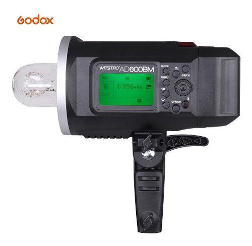 Godox Witstro Ad600bm 600ws Flash Exteriores Speedlite