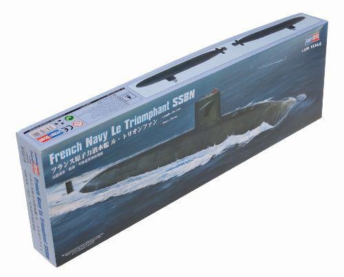 Hobby Jefe 1/350 Submarino Serie Submarino Nuclear Francés