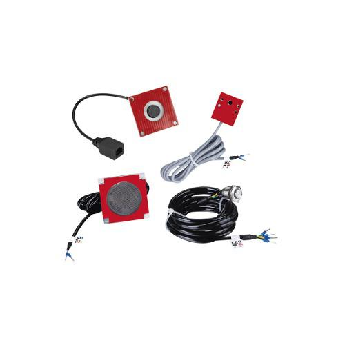Kit De Accesorios Para El Modelo Pa2f Incluye Cámara