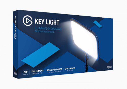 Lampara Wifi Led Elgato Key Light Profesional Stream 2500lum