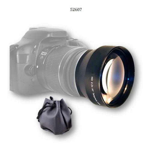 Lente Gran Angular Pid 52607 Para Nikon D3400 D5600