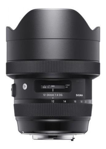 Lente Sigma 12-24mm F / 4 Dg Hsm Art Para Canon