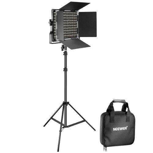 Lámpara Reflector Luz Led 660 Fotografía Video Profesional