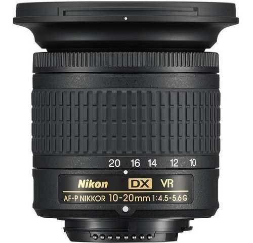 Nikon Lente Nikon Af-p Dx Nikkor 10-20mm F/4.5-5.6g Vr