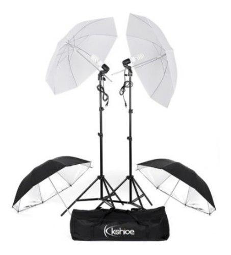 Oferta! Kit Fotografico Portatil Kit De Estudio Fotografico!