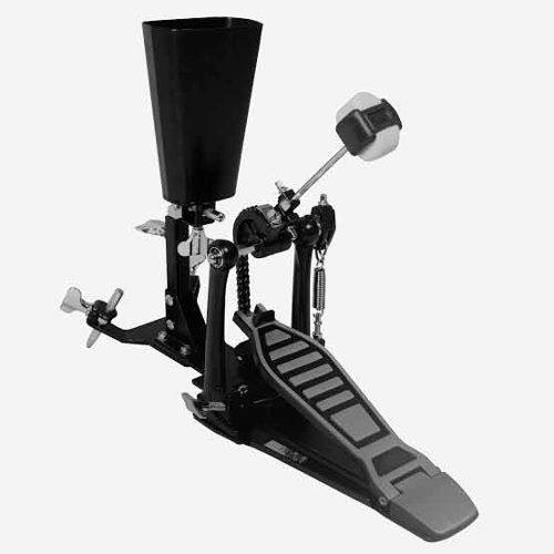 Pedal Para Bateria Con Base Para Cencerro Evolution 12msinte