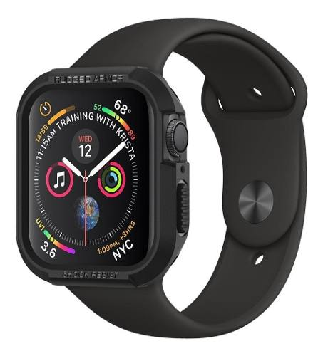 Protector Apple Watch 44 Mm Spigen Rugged Armor Serie 4