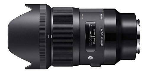 Sigma 35mm F1.4 Art Dg Hsm For Sony