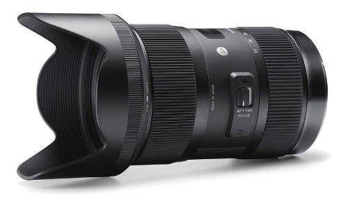 Sigma Lente 18-35mm F/1.8 Dc Hsm Art P/nikon